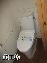LIXIL トイレ BC-ZA10H-BW1+CW-B51-BW1