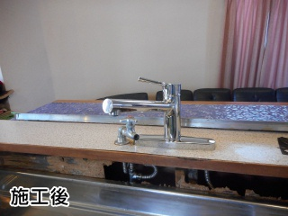 TOTO  キッチン水栓  TKS05310J
