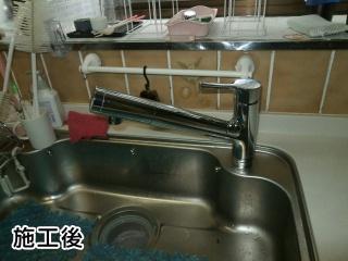 TOTO キッチン水栓 TKS05308J