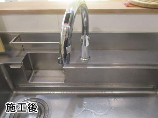 リクシル キッチン水栓 SF-NA451SU
