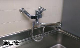 TOTO キッチン水栓 TKS05314J