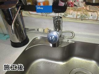 リクシル キッチン水栓 JF-AJ461SYXNBV-JW