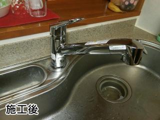 リクシル キッチン水栓 JF-AB466SYX--JW
