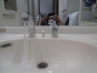 TOTO 洗面水栓 TLG05301J
