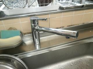 TOTO キッチン水栓 TKS05304J