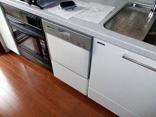 三菱製 食器洗い乾燥機