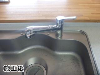 INAX キッチン水栓(浄水器内蔵型) JF-6450SX-JW
