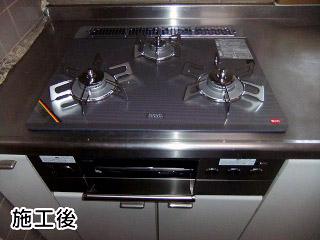 リンナイ ビルトインコンロ RHS31W10G7R-S–L-R-13AR