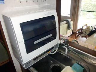 パナソニック 卓上食洗機 NP-TR6
