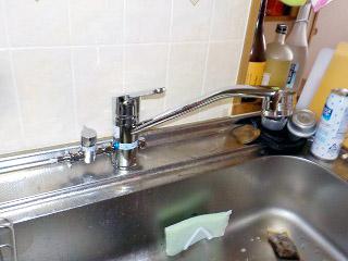 INAX キッチン水栓 HB420SYXBV