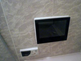 ノーリツ 浴室テレビ YTVD-1203W