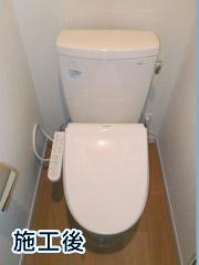 東芝 温水洗浄便座 SCS-T160 + TOTO トイレ SH230BA-SC1+CS230B-SC1