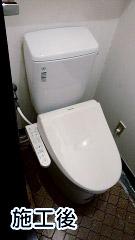 INAX トイレ TSET-A4-WHI-0-R/東芝 ウォシュレット SCS-T160