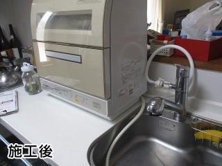 パナソニック 卓上型食器洗い乾燥機 NP-TR9-C