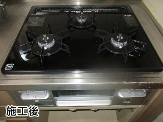 ハーマン ビルトインコンロ DG32NN3VSSV-13A