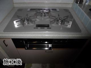 リンナイ ビルトインコンロ RHS72W22E4VC-STW-LPG