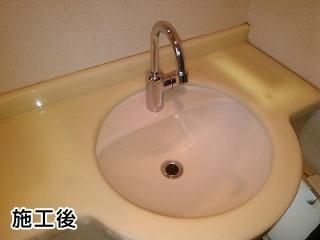 TOTO 洗面水栓 TL155AFR