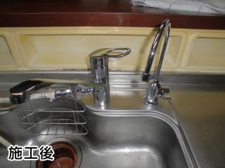 TOTO キッチン水栓 TKGG31EH-KJ