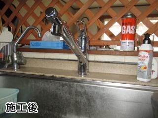 リクシル キッチン水栓 JF-AJ461SYX-JW