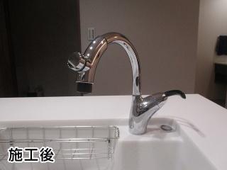 TOTO キッチン水栓 TKN34PBTRR