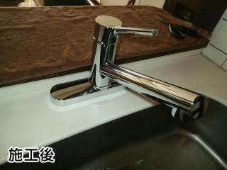 リクシル キッチン水栓 SF-WM430SY-JW