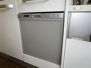 三菱 食器洗い乾燥機 EW-45R2S-KJ