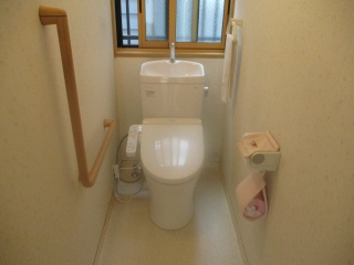 TOTO トイレ TSET-QR3-WHI-1