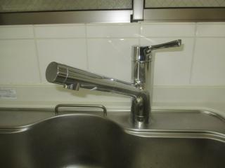 TOTO キッチン水栓 TKS05305J