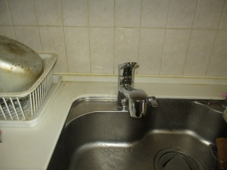 LIXIL キッチン水栓 JF-AB466SYX–JW-KJ