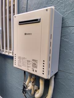 ノーリツ  ガス給湯器 ガスふろ給湯器 GT-2460SAWX-1-BL-13A-20A+RC-J101