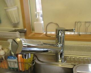 TOTO キッチン水栓 TKS05308J-KJ