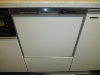 Mシリーズ 施工事例 パナソニック ビルトイン 食器洗い機
