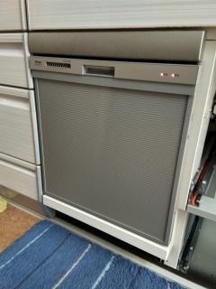 リンナイ 食器洗い乾燥機 RSW-C402C-SV