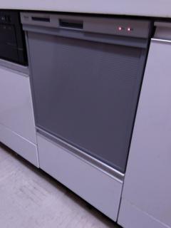 リンナイ 食器洗い乾燥機 RKW-404C-SV-KJ