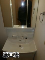 ノーリツ 洗面化粧台 LEM-753H-W-LSAB-71AWN1B