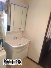 パナソニック 洗面化粧台 GQM75KSCW–GQM75K3SMK