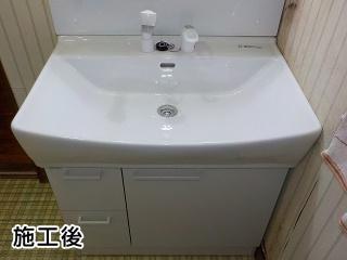 ノーリツ 洗面化粧台 LSAM-7VSH-LSAB-71AWN1B