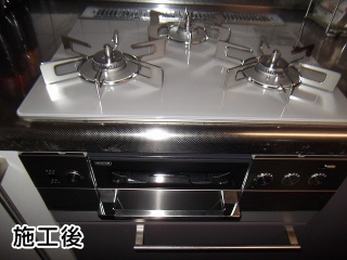 リンナイ ビルトインコンロ RHS31W22E4R-STW-LPG