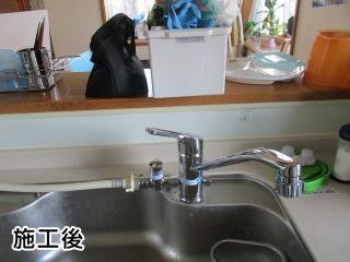 LIXIL キッチン水栓 SF-HB442SYXBV