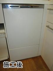パナソニック 食器洗い乾燥機 NP-45MD8W