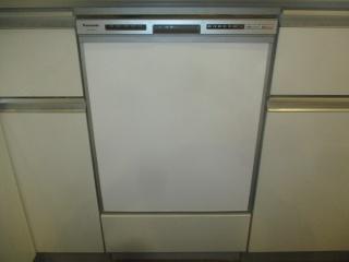 パナソニック 食器洗い乾燥機 NP-45RD7S-KJ